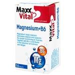 Maxxvital Dietary supplement Magnesium + B6 45g
