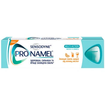 Sensodyne Pronamel Complex Toothpaste 75ml - buy, prices for Metro - photo 1