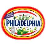Сыр Philadelphia Jalapeno острый с чили 35,5% 175г
