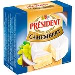 Сир President камамбер 90г