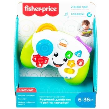 Іграшка Fisher Price навчальна Джойстик