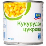 Aro canned corn 420g