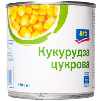 Aro canned corn 420g