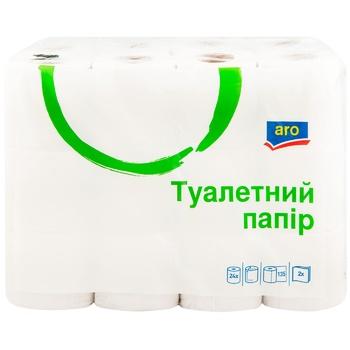 Aro Double-layer Toilet Paper 135 sheets 24pcs