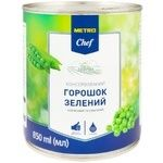 METRO Chef canned pea 850ml