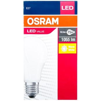 Лампочка Osram LED V A75 11,5W E27