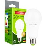 Лампа светодиодная Eurolamp LED ЕКО A75 20W E27 4000K