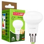 Светодиодная лампа Eurolamp LED R50 6W E14 3000K