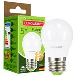 Лампа світлодіодна Eurolamp LED G45 5W E27 4000K - купити, ціни на Метро - фото 1