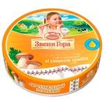 Сыр Звени Гора плавленый со вкусом грибов порционный 50% 140г