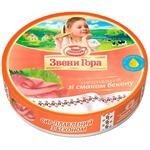 Сыр Звени Гора плавленый со вкусом бекона порционный 50% 140г