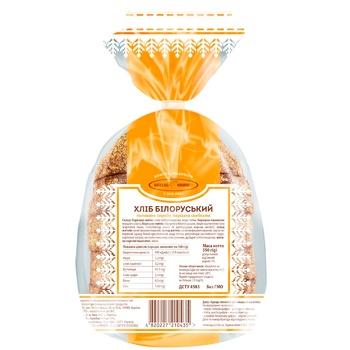 Хліб Київхліб Білоруський половина нарізка 350г - купити, ціни на Фуршет - фото 2