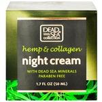Dead Sea Night Cream Hemp 50ml
