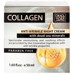 Dead Sea Night Cream with Collagen 50ml