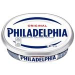 Сыр мягкий Kraft foods Филадельфия оригинальный 69% 175г - купить, цены на Восторг - фото 2
