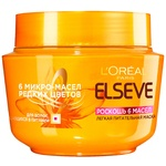 Elseve 6 Oils For Hair Mask 300ml