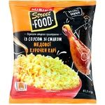 MIVINA® Street Food instant noodles with Honey and Curry Chicken flavoured sauce 81,5g - buy, prices for MegaMarket - image 1