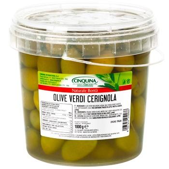 Cinquina Olives Cherinhola 1kg