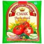 Майонезный соус Королевский Вкус Весенний 40% 340г
