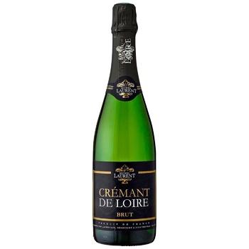 Игристое вино Michel Laurent Cremant De Laura белое сухое 13% 0,75л