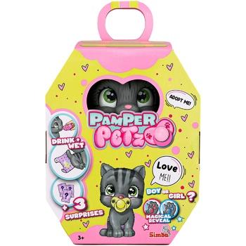 Игрушка Simba Pamper Petz Котёнок - купить, цены на Ашан - фото 3