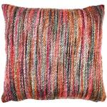 Подушка Tarrington House цветная декоративная 45Х45см