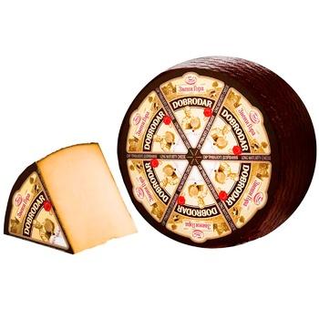 Zveny Gora Dobrodar Hard Cheese 50%