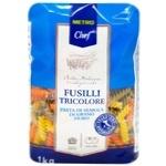 Макаронные изделия Metro Chef Фузилли Триколор из твердых сортов пшеницы 1кг