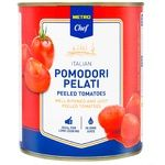 Metro Chef Tomatoes Peeled In an Iron Jar 800g
