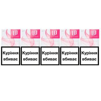 Сигареты LD Super Slims Pink