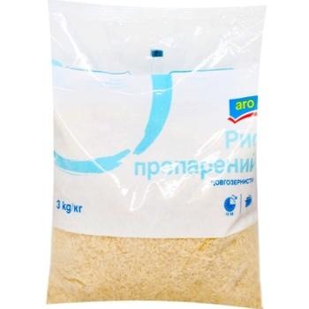 Aro Parboiled Long Grain Rice 3kg