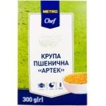 Metro chef packed wheat groats 4*75 g