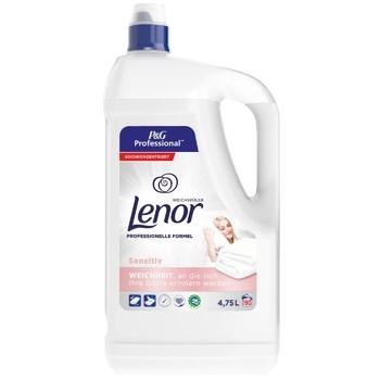 Кондиционер для белья Lenor Professional для чувствительной кожи 4,75л