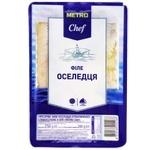 Metro chef in oil pickled fish herring 250g