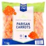 Морковь парижская Metro Chef замороженная 1кг