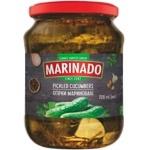 Огірки Marinado мариновані 720мл