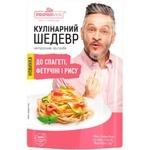 Натуральна приправа Pripravka для спагетті фетучіні і рису Кулінарний Шедевр 30г
