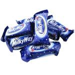 Конфеты Milky Way мини с суфле в молочном шоколаде весовые