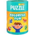 Пазл Dodo Mon Puzzle Кольорові розваги