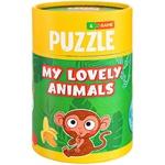 Dodo Mon Puzzle My Lovely Animals