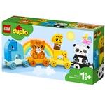 Конструктор Lego Duplo Потяг з тваринами