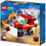 Конструктор Lego City Пожарный пикап
