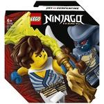 Конструктор Lego Ninjago Jay vs Serpentine Epic Battle