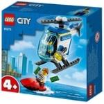 Конструктор Lego City Полицейский вертолет