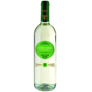 Вино Le Colline dei Filari Chardonnay Trevenezie белое сухое 12% 0,375л