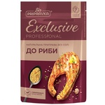 Приправа Pripravka Exclusive Professional без соли к рыбе 45г