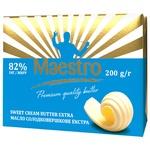 Масло Maestro сладкосливочное 82% 200г
