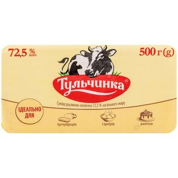 Смесь Тульчинка растительно-молочная 72,5% 500г - купить, цены на ЕКО Маркет - фото 1