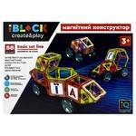 Іграшка Iblock Контруктор магнітний