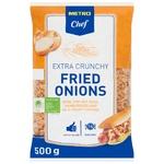 Metro Chef Fried Onions 500g